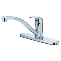 Pfirst Series Single Control Kitchen Faucet - Chrome