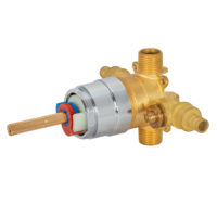 EZ-FLO VersiTech Pressure-Balance Tub and Shower Valve with Stops - 1/2 in. PEX Crimp Inlets