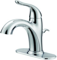 EZ-FLO Chrome 1-Handle Bathroom Faucet - Impressions