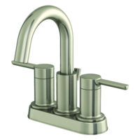 EZ-FLO Brushed Nickel Lavatory Faucet - Metro Collection