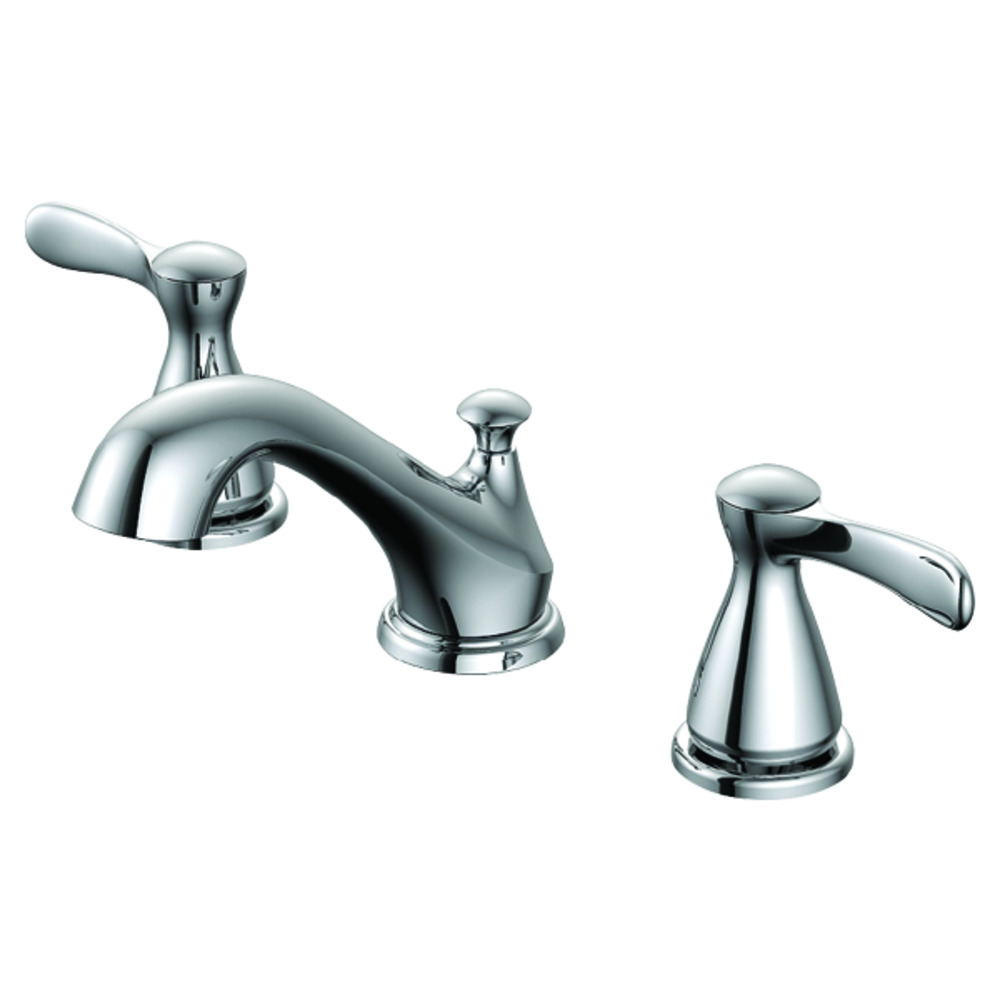 Two-Handle Widespread Lavatory Faucet