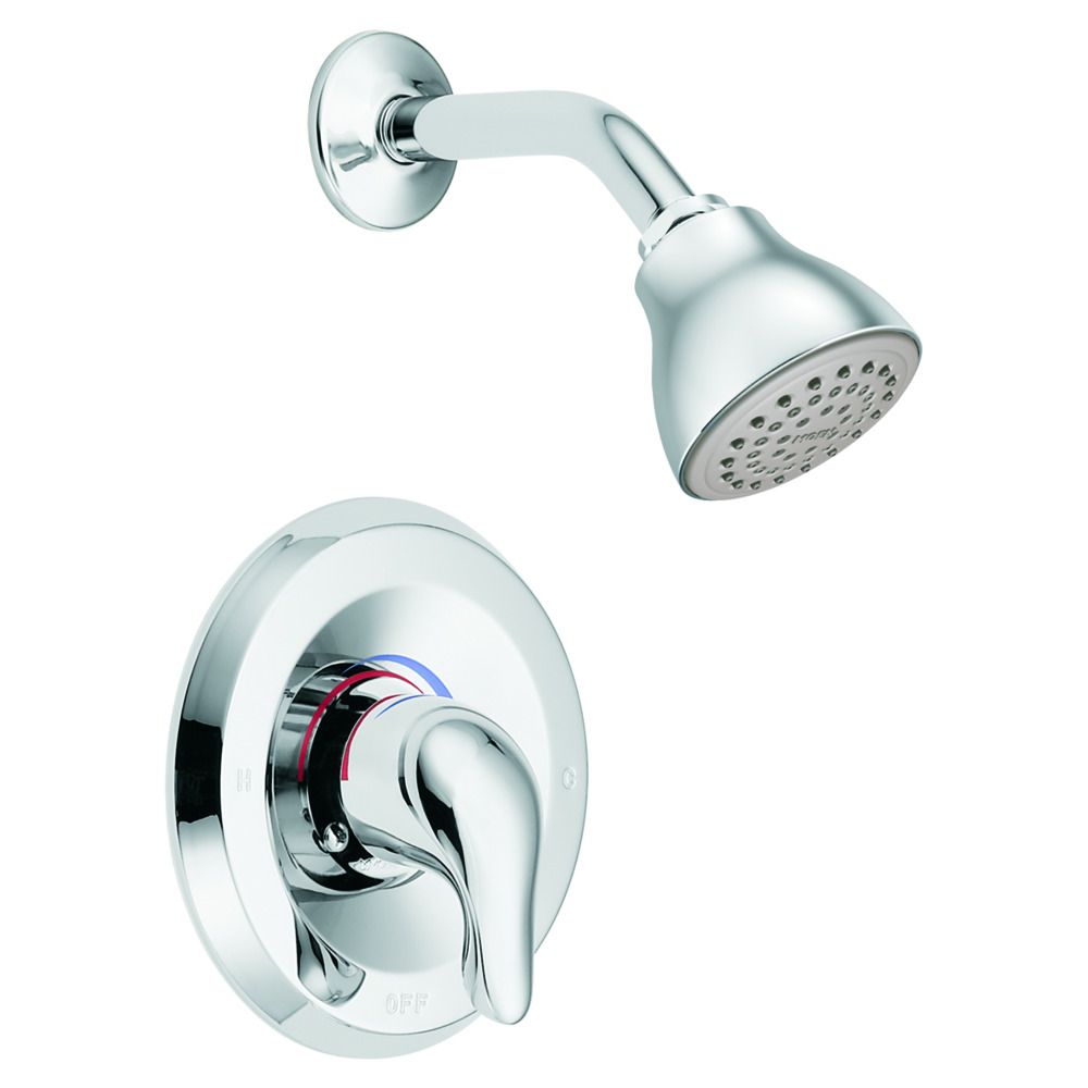 Chateau Single Lever Handle Shower Set - Lever Handle