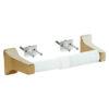 Toilet Paper Holder - Polished Brass