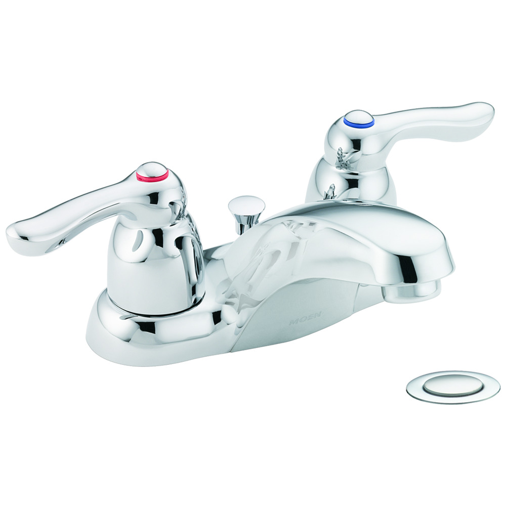 Chateau Two-Lever Handle Lavatory Faucet