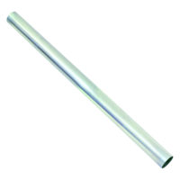 """1"""" x 5' Length - Polished Stainless Steel Shower Rod"""