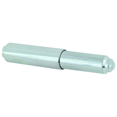 "Toilet Paper Roller - Chrome - 3/8"" Stepped Ends"