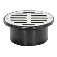 "3"" x 4"" ABS General Purpose Drains"