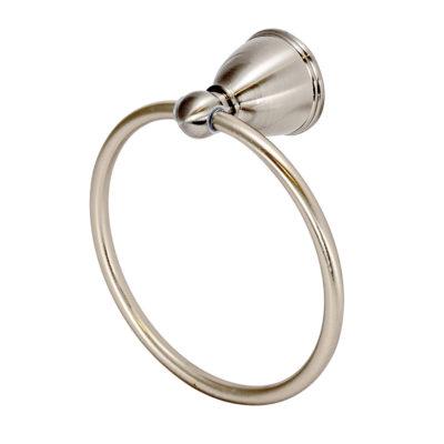 Towel Ring - Brushed Nickel