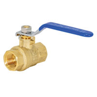"1/2"" Heavy-Duty Full Port Ball Valve"