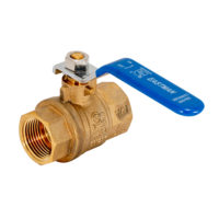 "3/4"" Heavy-Duty Full Port Ball Valve"