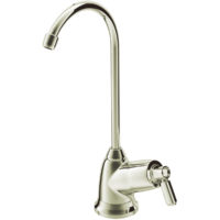 Brushed Nickel Replacement Reverse Osmosis Drinking Water Faucet