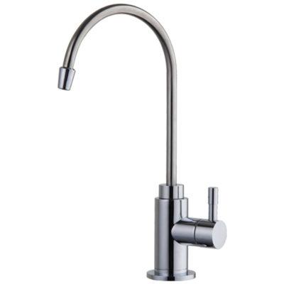 Chrome Drinking Fountain Faucet