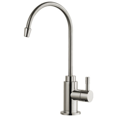 Brushed Nickel Drinking Fountain Faucet