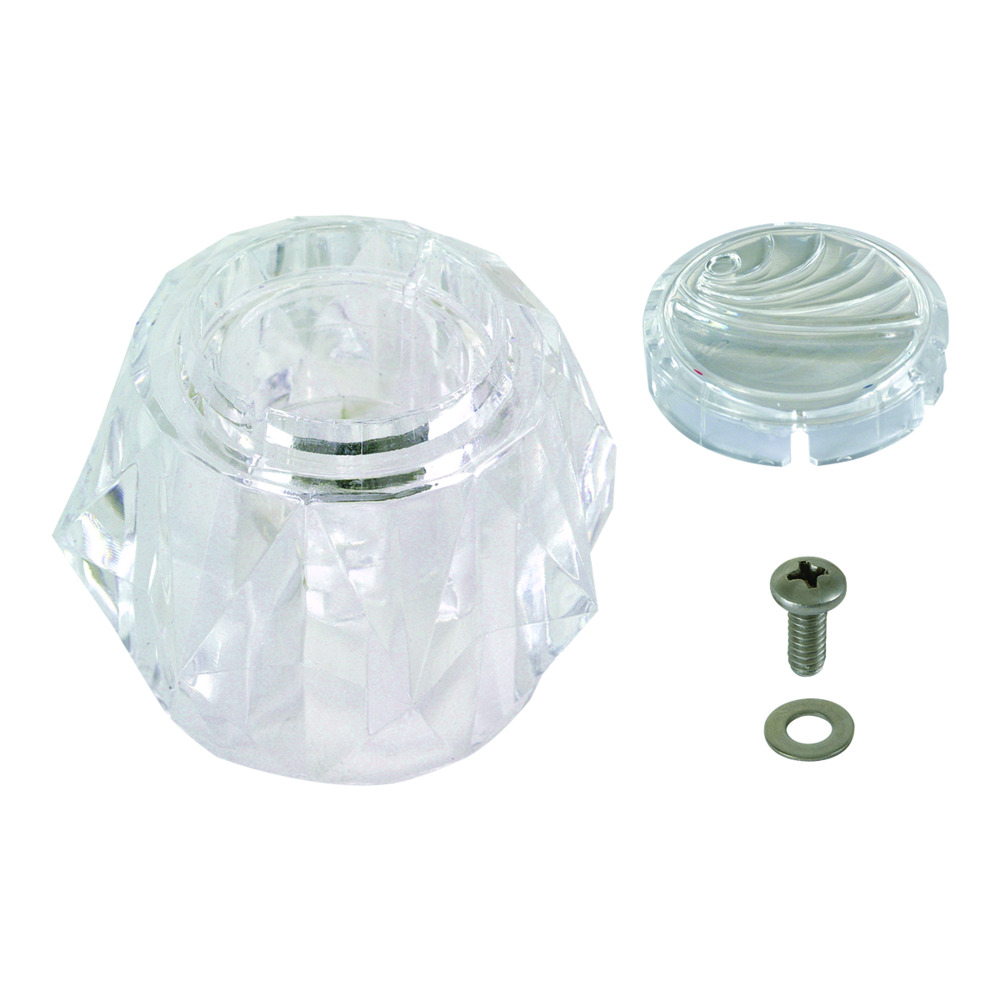 Acrylic Handle With Offset Diamond Socket Contractor Access