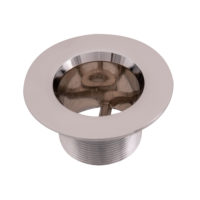 "5/16"" Tapped Bath Strainer Body"