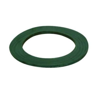 Tub Shoe Gasket - Black Rubber