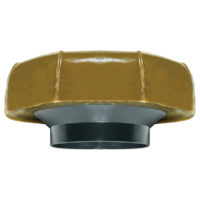 Fluidmaster Extra Thick Wax Ring with Flange