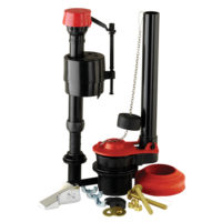 Fluidmaster Pro Series Complete Toilet Repair Kit - Adjustable