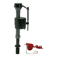 "9"" - 14"" Adjustable Fluidmaster Anti-Siphon Toilet Tank Repair Kit"