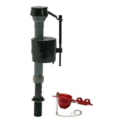 "9"" - 14"" Adjustable Fluidmaster Anti-Siphon Toilet Tank Repair Kit"