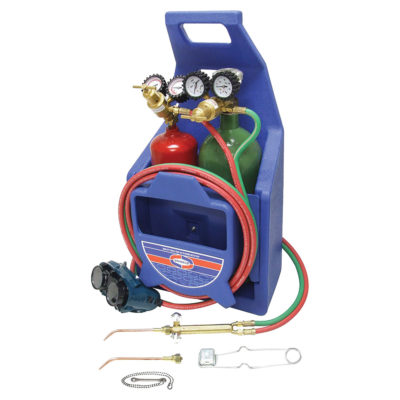 Oxyacetylene Welding And Brazing Kit without Tanks