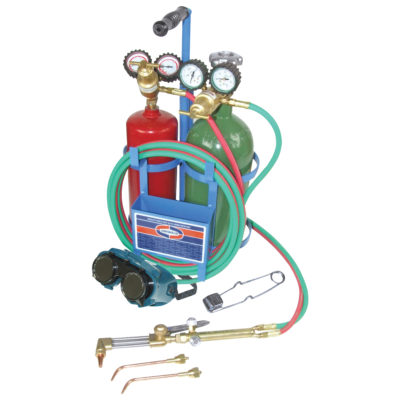 Oxyacetylene Welding, Brazing, & Cutting Kit without Tanks
