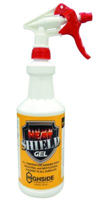Heat Shield Gel - 32 oz.
