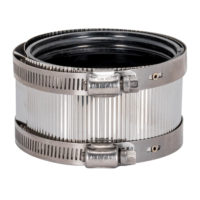"3"" No-Hub Couplings"