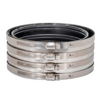 "6"" No-Hub Couplings"