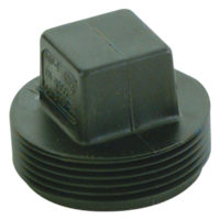 "1-1/2"" Cleanout Plugs - ABS/DWV"