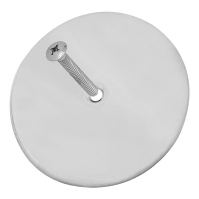 "4"" Diameter Cleanout Cover Plate"
