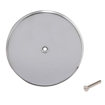 "6"" Diameter Cleanout Cover Plate"