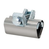 "1/2"" IPS Pipe Repair Clamp - 3"" Long"