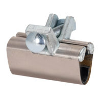 "3/4"" IPS Pipe Repair Clamp - 3"" Long"