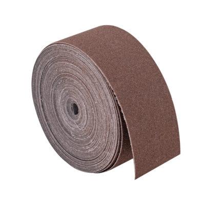 """1-1/2"""" x 10 Yards Emery Cloth - Brown"""