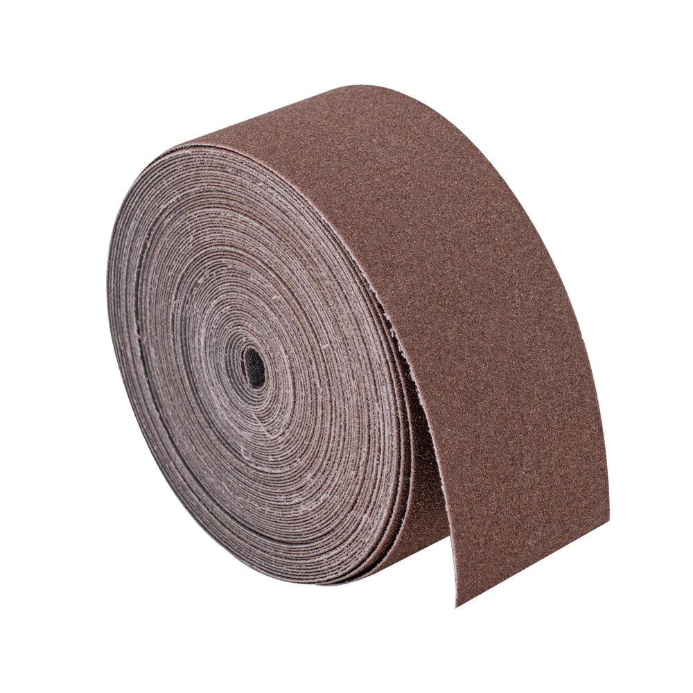 "1-1/2"" x 10 Yards Emery Cloth - Brown"