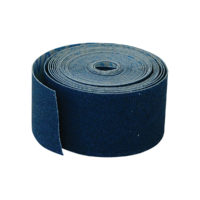 "1-1/2"" x 5 Yards Waterproof Emery Cloth - Blue"