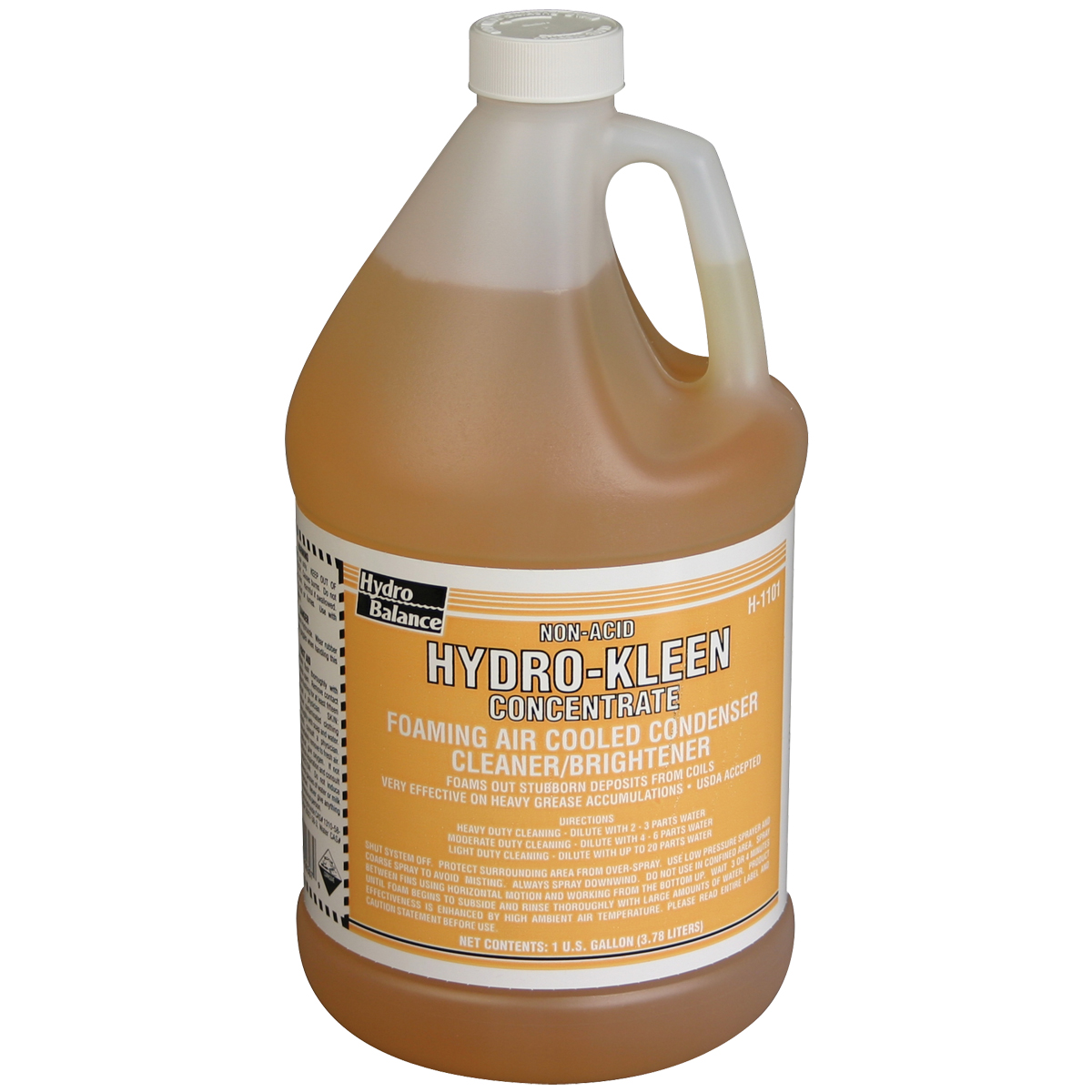 Hydro-Kleen® Concentrate Non-Acid Coil Cleaner/Brightener - Gal ...