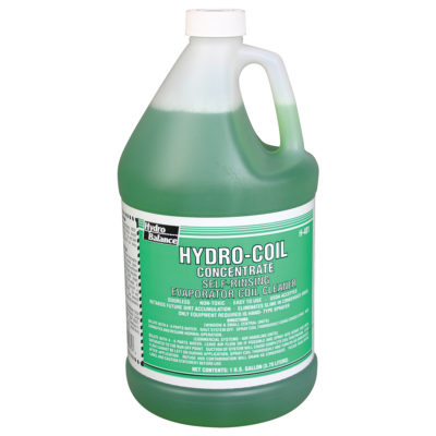 Hydro-Coil Concentrate Self Rinsing Evaportator Coil Cleaner - Gallon