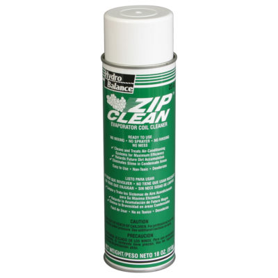 Zip Clean Evaporator Coil Cleaner - 18 oz.