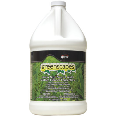Heavy-Duty Glass and Multi-Surface Cleaner Concentrate - Gallon