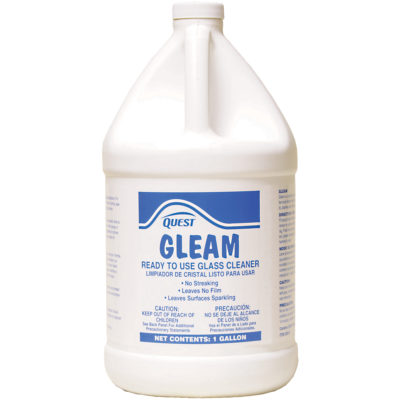 Gleam Multipurpose Glass Cleaner - Quart