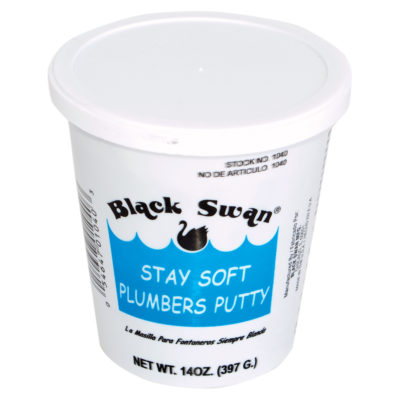 Stainless Plumber's Putty - 14 oz