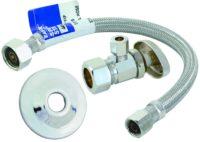 20 in. Eastman Faucet Installation Kit - 3/8 in. Comp. x 1/2 in. FIP