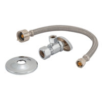 Multi-Turn Toilet Installation Kit