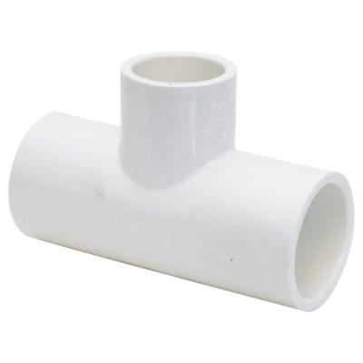 """3/4"""" x 1/2"""" x 3/4"""" TEE - PVC Pressure 40"""