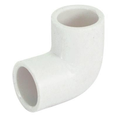 "1"" 90° Elbow - PVC Pressure 40"