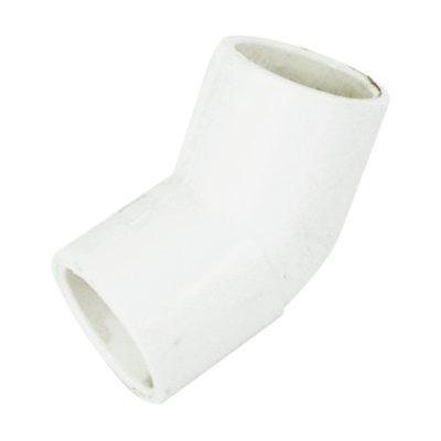 "1-1/2"" 45° Elbow- PVC Pressure 40"