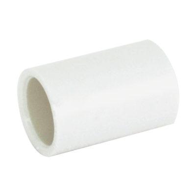 """1-1/4"""" Coupling - PVC Pressure 40"""