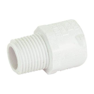 """1-1/4"""" Adapter - PVC Pressure 40"""